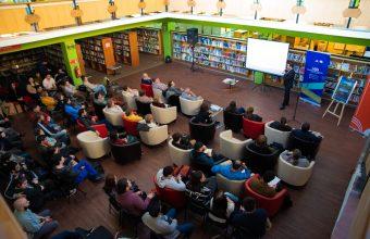 Humanidades dictó charla sobre Chernobyl en la Biblioteca Municipal de Concepción