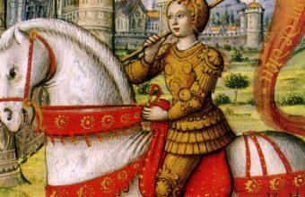 Juana de Arco: de guerrera a santa