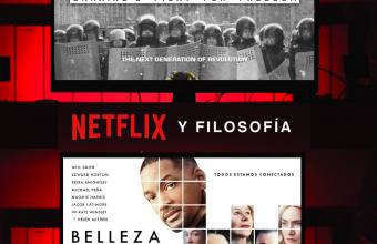 """Curso """"Netflix y Filosofía"""" contó con alta participación y tras su éxito se realizará un segundo ciclo."""